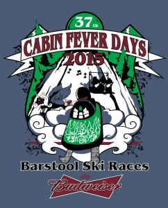 CABIN FEVER DAYS, Feb 12th-14th, 2016
